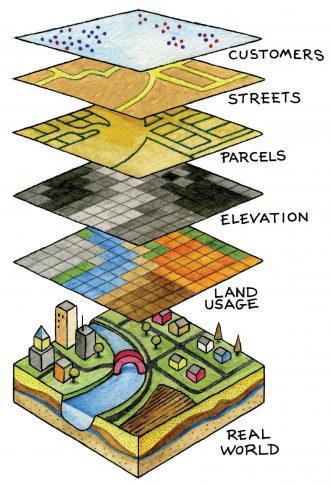 سیستم اطلاعات جغرافیایی