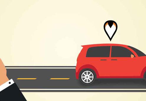 ردیاب خودرو شخصی و ارگانی