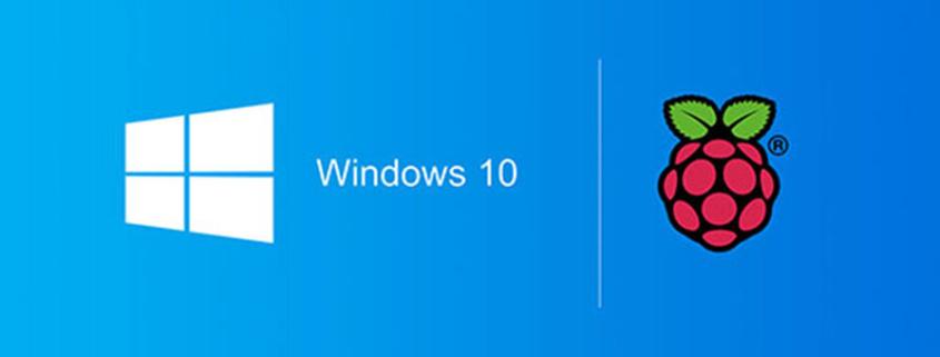 نحوه نصب ویندوز 10 در برد Raspberry Pi 2 یا 3