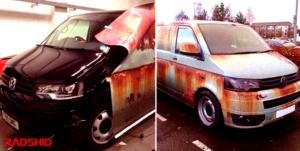 پیشگیری از سرقت داخل خودرو
