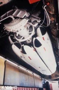 پرتابگر موشک کروز مجهز به کلاهک هسته ای