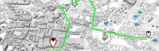 سامانه یکپارچه پایش عملکرد ناوگان درون شهری سیپاد